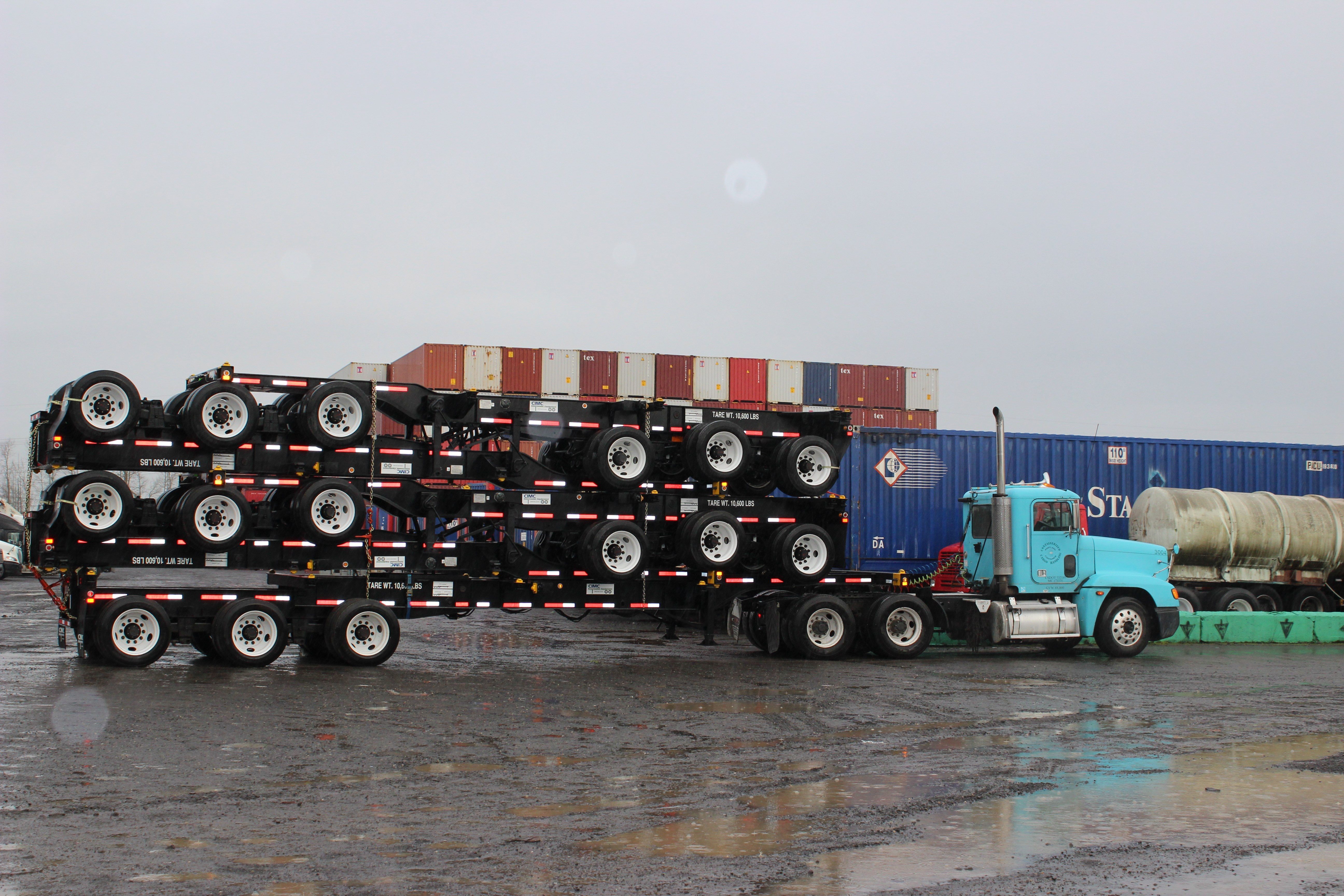 Portland Container - Drayage and Trucking Service
